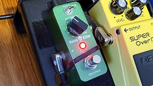 essential metal pedals - noise gate